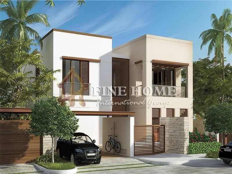 17 Amazing Villa 5 Bedroom With Lovely Sea View