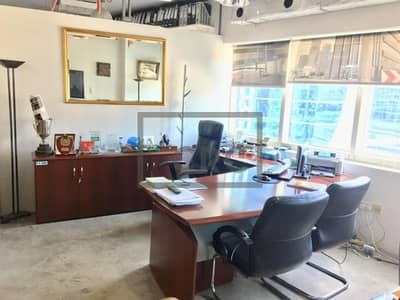 Fitted office with Marina View | Near Metro