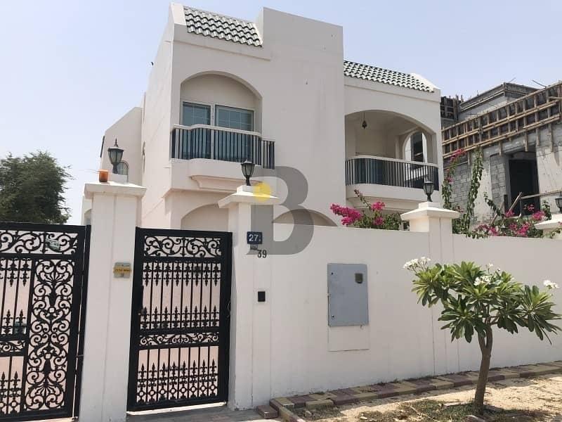 4 Bedroom Independent villa in Jumeriah 2
