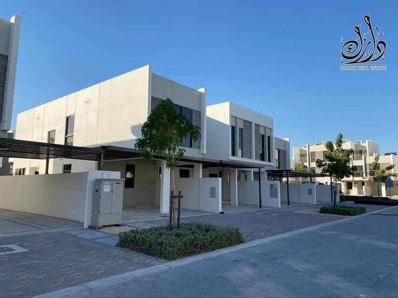 2 New 3 BR villa with price of 1 BR apt
