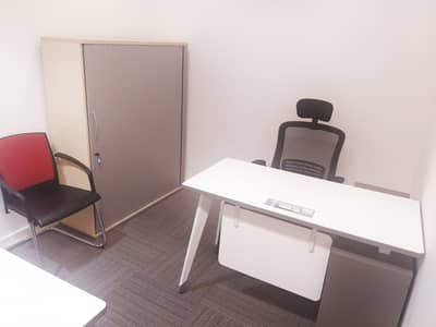 Office for Rent in Bur Dubai, Dubai -  Prime Location Linked with Burjuman Mall & Metro