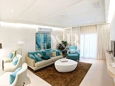 2 Bedroom Apartment for Sale in Palm Jumeirah, Dubai - Fully Furnished | Beach Front Building in Palm