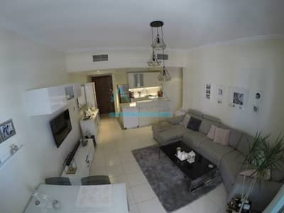 1 Bedroom Apartment for Sale in Dubai Silicon Oasis, Dubai - FULLY FURNISHED 1BHK+POOL+GYM+PARKING FAMILY BUILDING