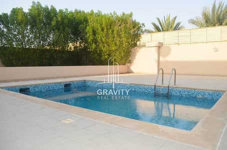 5 Bedroom Villa for Rent in Al Raha Golf Gardens, Abu Dhabi - HOT DEAL! Extravagant 5BR Villa in Golf Gardens