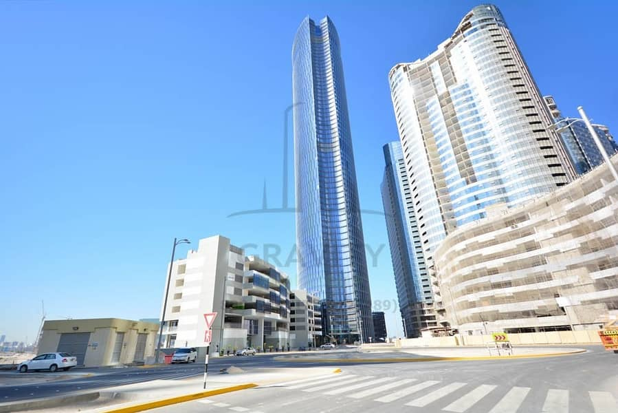 2 Now Vacant   Fitted Office Space   Middle Floor in Addax Tower