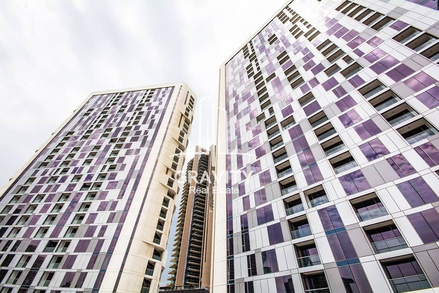 Hot Deal! Spacious 3BR in Meera Tower