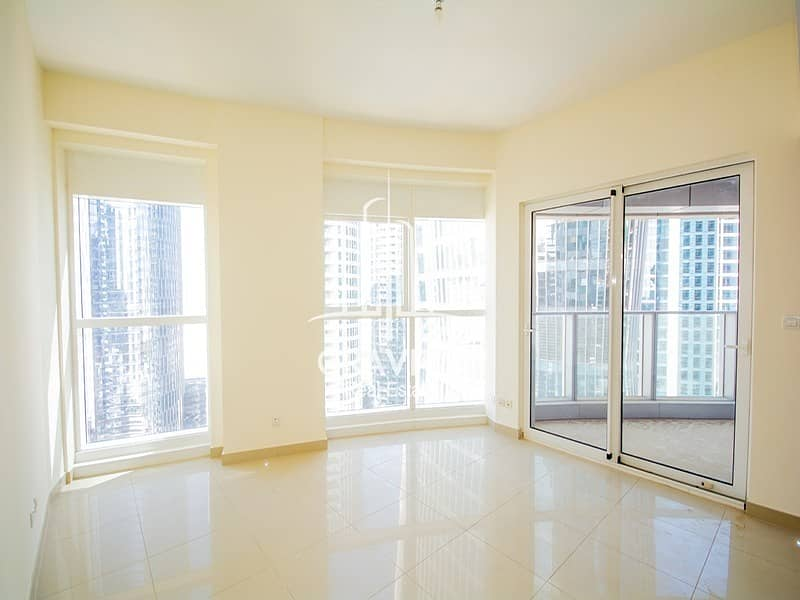 20 Spacious layout 2BR in Sigma Tower move in ready