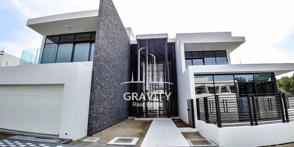 فیلا 4 غرف نوم للايجار في جزيرة السعديات، أبوظبي - World Class | Luxurious Interior 4 BR Villa In Jawaher in Saadiyat