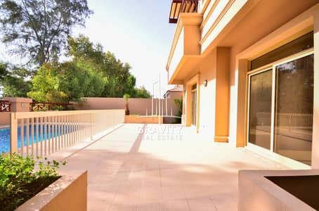 4 Bedroom Villa for Sale in Al Raha Golf Gardens, Abu Dhabi - HOT DEAL | UPGRADED TO 5BR | Excellent Layout