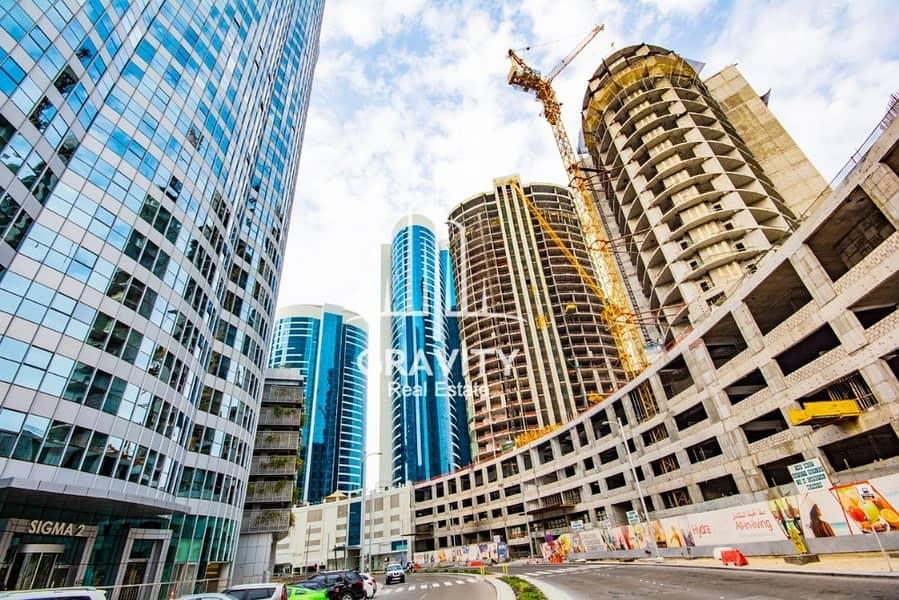 When luxury meet comfort ideal for investors Studio in Hydra Avenue