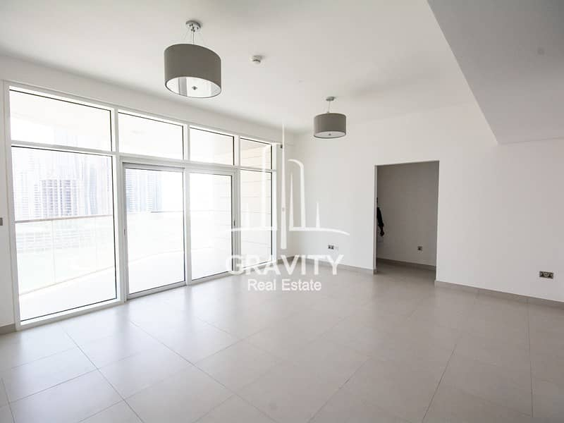 2 Newest 2BR ith NO Commission in Parkside with huge balcony