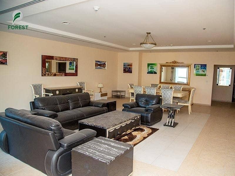 2 High Floor|Sea Views | Luxury Elite Penthouse