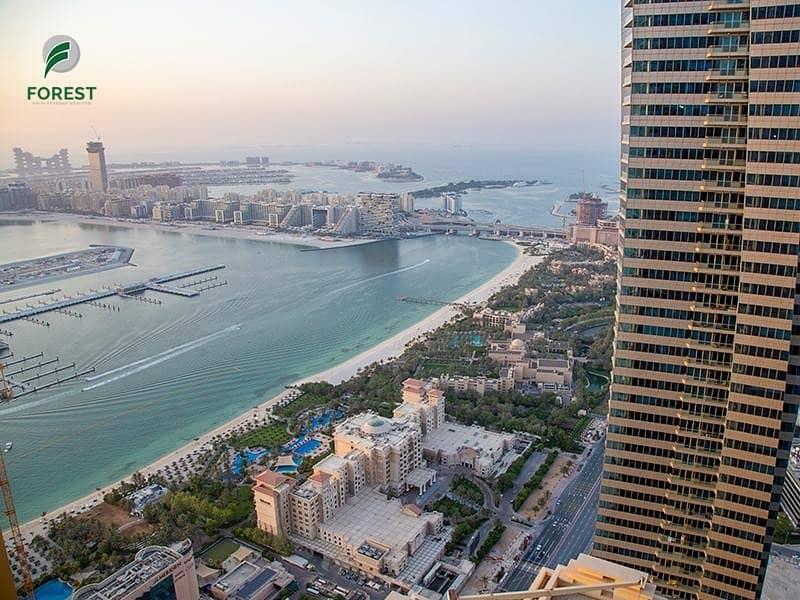 20 High Floor|Sea Views | Luxury Elite Penthouse