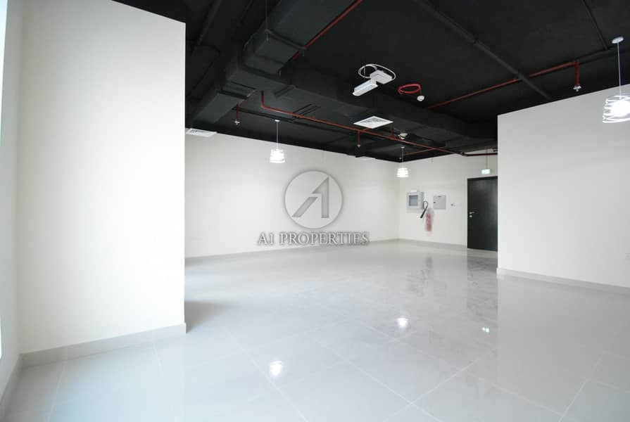 2 Balcony | Fitted Higher Floor Chiller Free Office