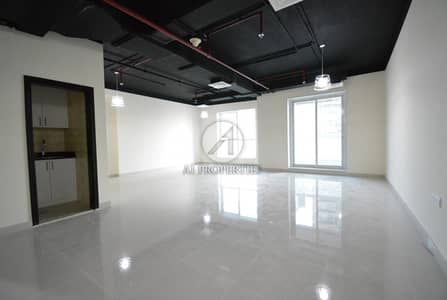 Balcony | Fitted Higher Floor Chiller Free Office