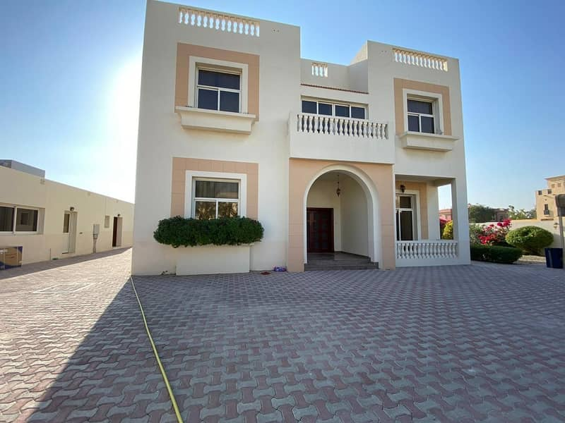 2 6 BHK Villa | Al Barsha 2 | With Pool And Garden