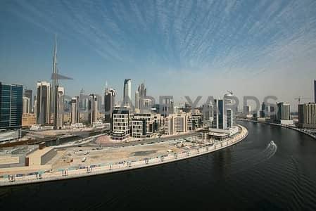 فلیٹ 2 غرفة نوم للايجار في الخليج التجاري، دبي - 2BR   Awesome View I Fitted Kitchen I 6 Cheques