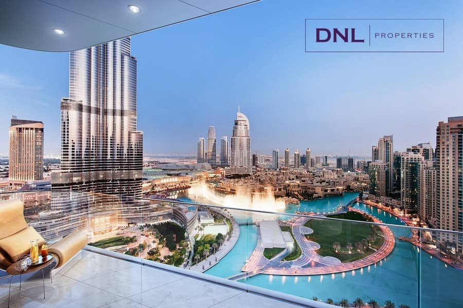 The Most Exclusive Residence in Dubai - IL PRIMO