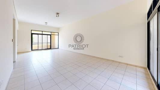شقة 2 غرفة نوم للايجار في الروضة، دبي - CHILLER FREE 2 BHK + STUDY  VIEWS 1 READY TO MOVE