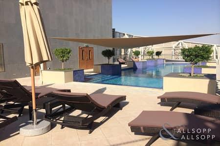 فلیٹ 3 غرف نوم للايجار في مدينة دبي الرياضية، دبي - Three Bedroom | Penthouse | With 360 View