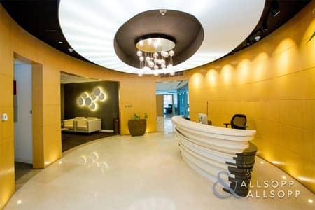 مکتب  للبيع في مركز دبي المالي العالمي، دبي - Full Floor | Fitted Office | Close to Metro