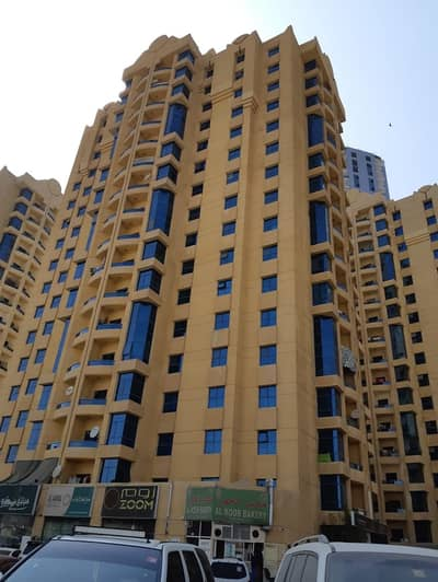 1 Bedroom Apartment for Rent in Ajman Downtown, Ajman - FOR RENT 1BHK  WITH OPEN & SEA VIEW IN AL KHOR TOWERS AJMAN ACCESS TO EMIRATES ROAD AED 20000/12 payment