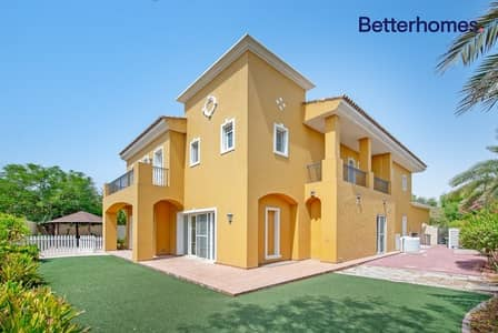 فیلا 5 غرف نوم للايجار في المرابع العربية، دبي - Private Pool | Upgraded | Excellent Condition