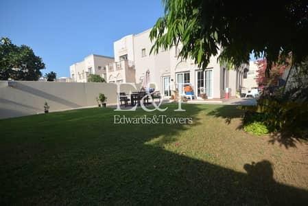 فیلا 3 غرف نوم للايجار في الينابيع، دبي - Lake View   3E   Good Shape   Vacant    EH