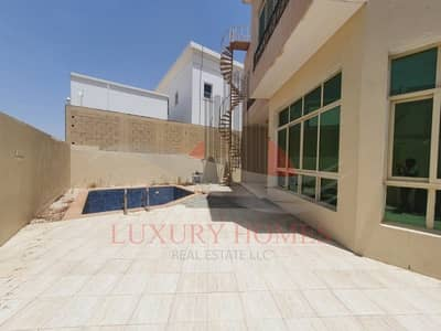فیلا 4 غرف نوم للايجار في الطوية، العین - Private Pool Yard Compound Villa