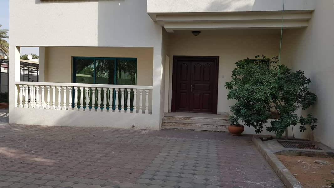 *** DELIGHTFUL OFFER - Luxury 3 BHK Duplex Villa with maids room in Al Shahba, Sharjah - Company Maintained