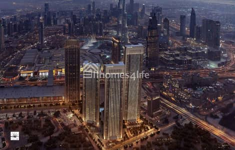 3 Bedroom Flat for Sale in Downtown Dubai, Dubai - 3 Bedroom with Flexible Payment Plan in Downtown Dubai