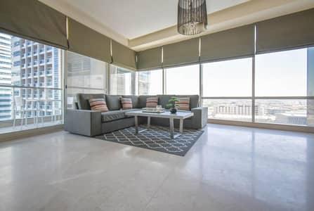 2 Bedroom Flat for Rent in Jumeirah Lake Towers (JLT), Dubai - Dubai Spacious 2 bedrooms JLT
