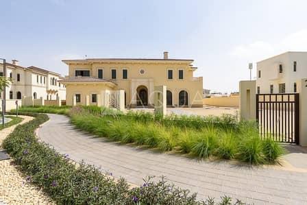 Shell and Core Villa in Dubai's Number 1 Community
