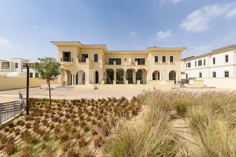 2 Shell and Core Villa in Dubai's Number 1 Community