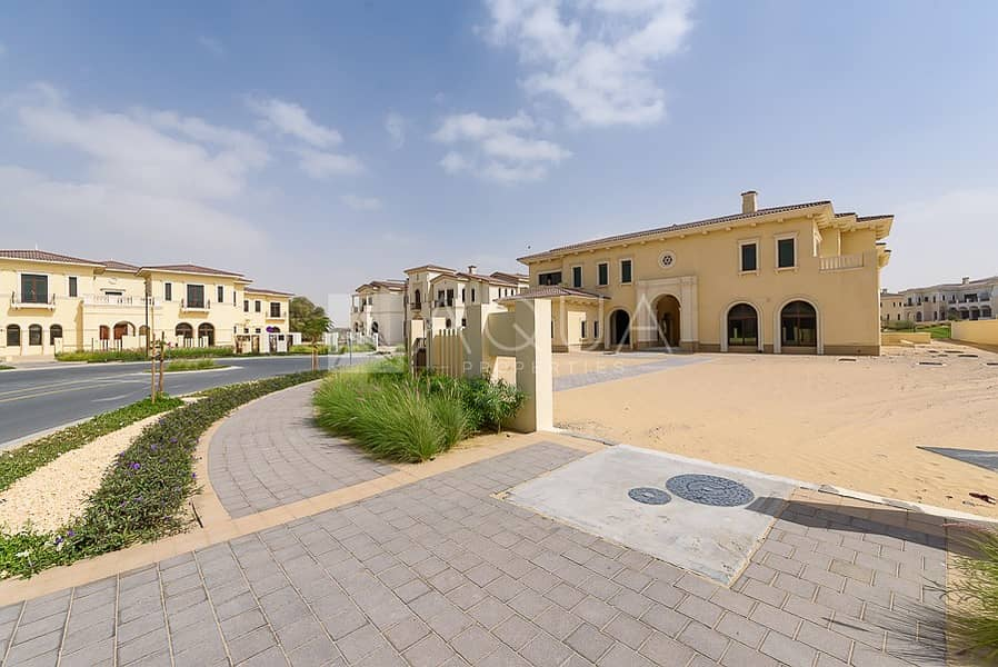 29 Shell and Core Villa in Dubai's Number 1 Community