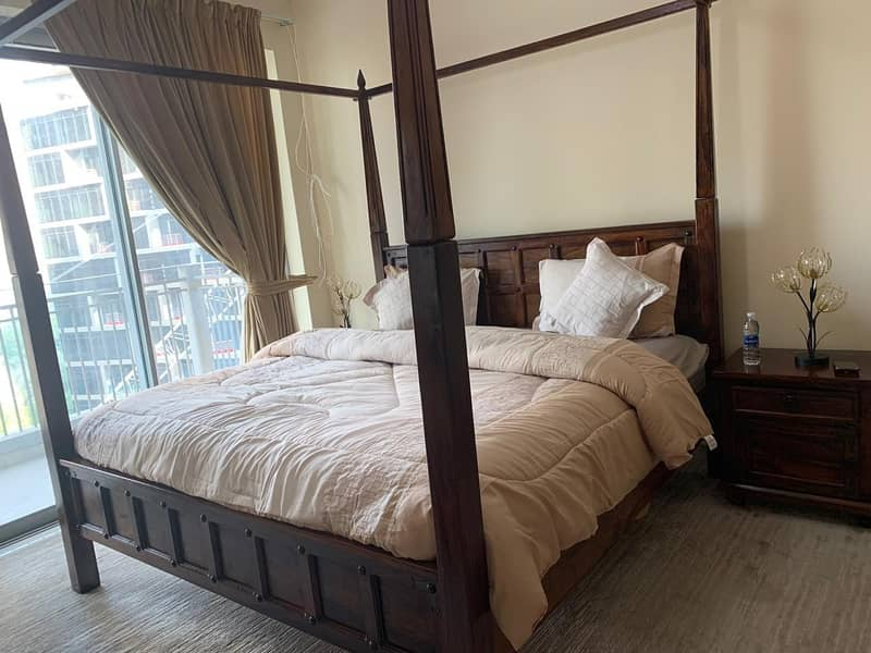 8 SPECIOUS FULLY FURNISHED 2 BR | STUNNING VIEW