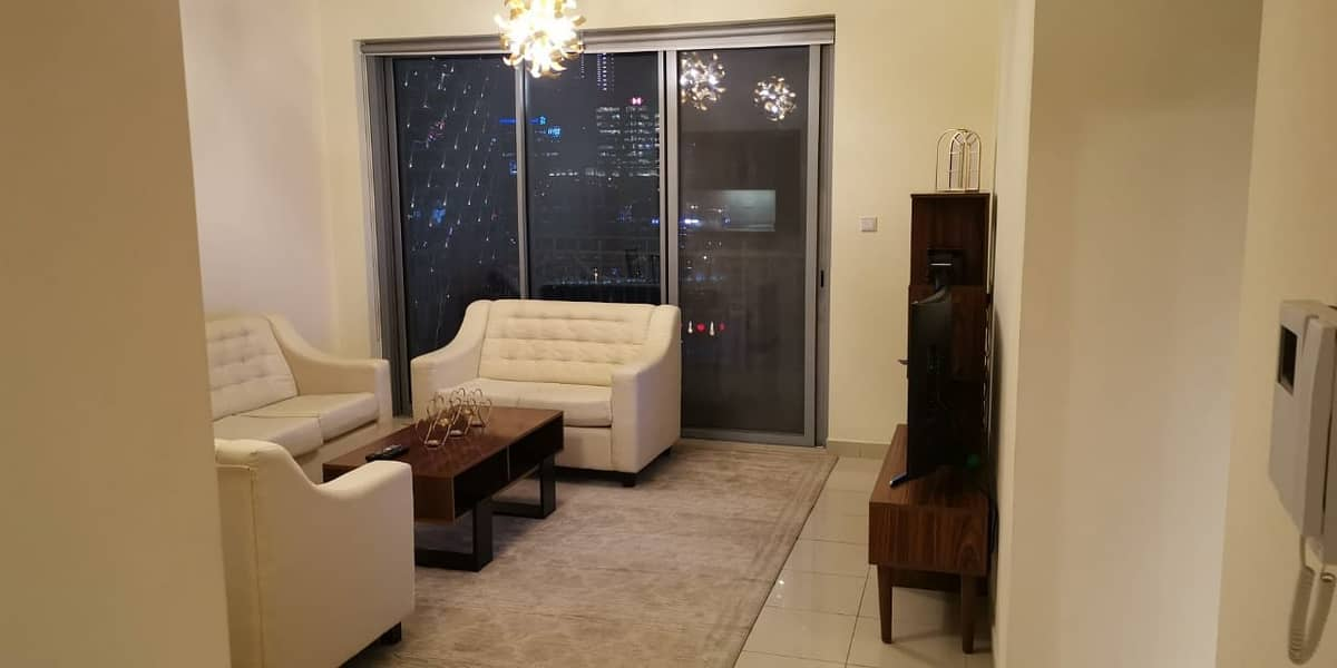 SPECIOUS FULLY FURNISHED 2 BR | STUNNING VIEW