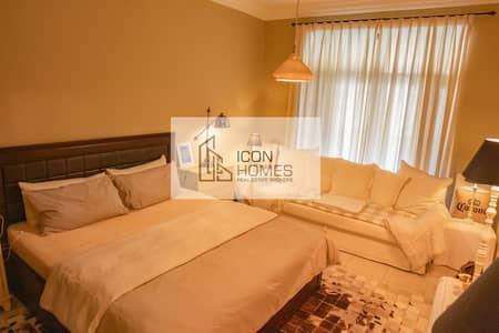 فلیٹ 1 غرفة نوم للايجار في المدينة القديمة، دبي - FOUNTAIN VIEW & BURJ KHALIFA VIEW   FURNISHED 2 BR