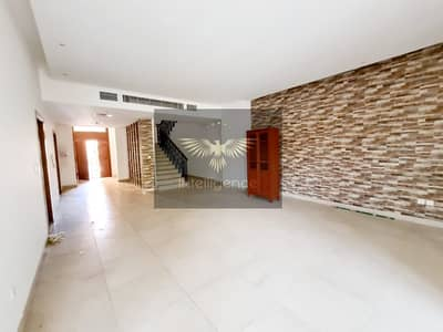 تاون هاوس 4 غرف نوم للايجار في حدائق الجولف في الراحة، أبوظبي - Vacant Spacious Townhouse in a Peaceful Community!