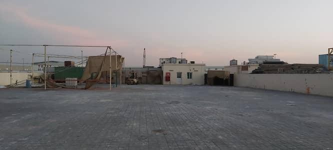 ارض صناعية  للايجار في السجع، الشارقة - 1