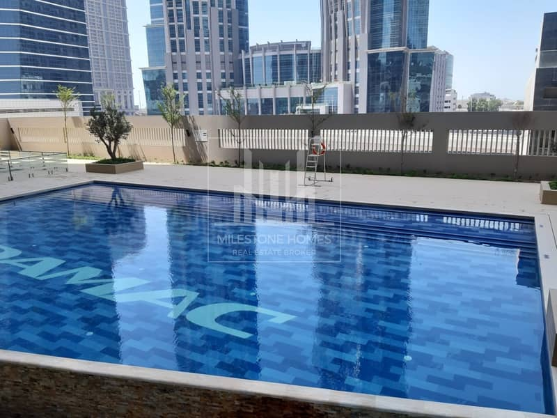 2 Luxurious & Spacious   2 BR   Canal View   Bright