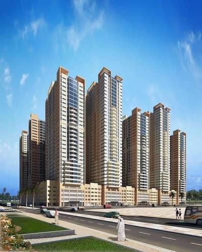 3 Bedroom Flat for Rent in Al Sawan, Ajman - Amazing 3 Bedroom Apartment for Rent at Ajman One Tower Ajman