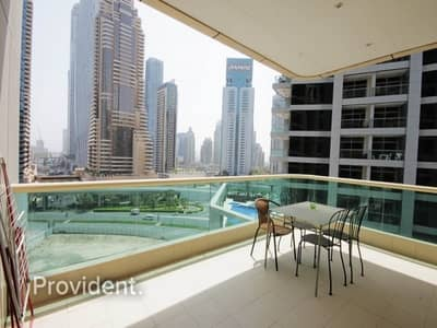 Studio for Rent in Dubai Marina, Dubai - Furnished/Upgraded
