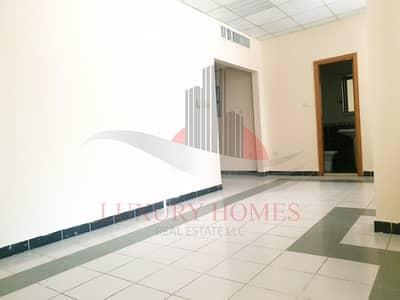 مکتب  للايجار في المربع، العین - Free central AC spacious hall natural bright light