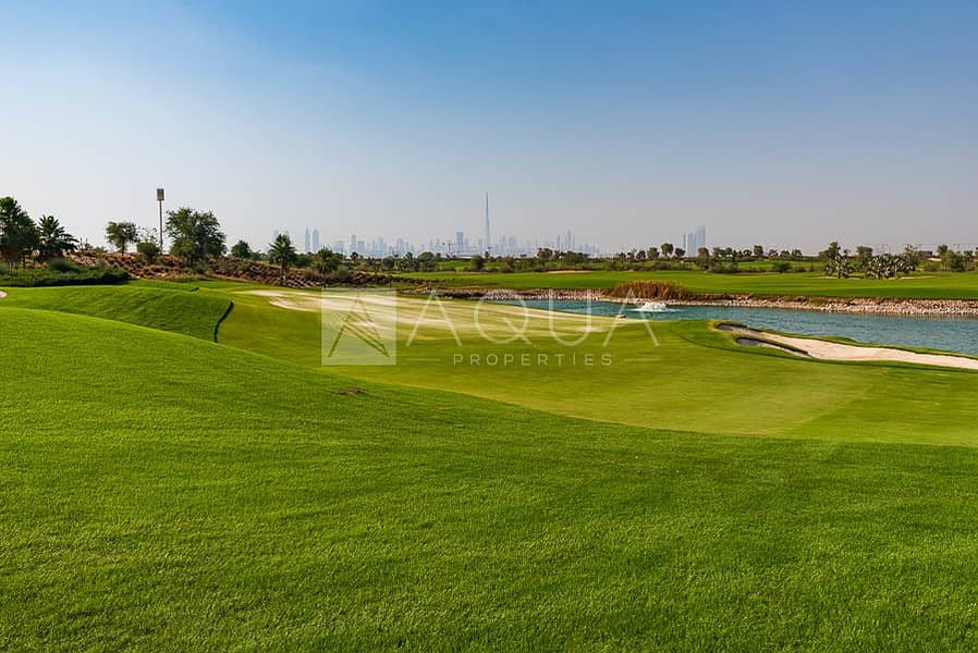 10 Plot in Number One Villa Community In Dubai