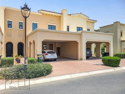 3 Bedroom Villa for Rent in Reem, Dubai - Type 3M | 3Bed | Close to Pool | 12 Cheques