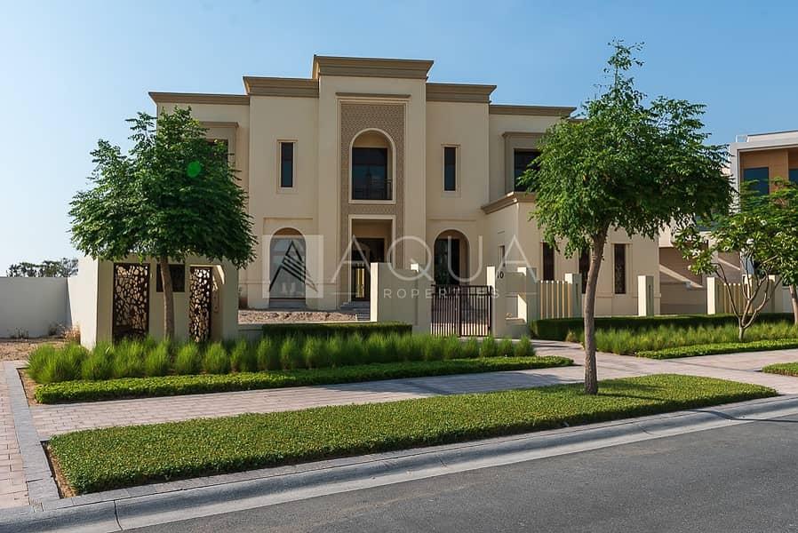 Classic Villa on Number 1 Street In Dubai