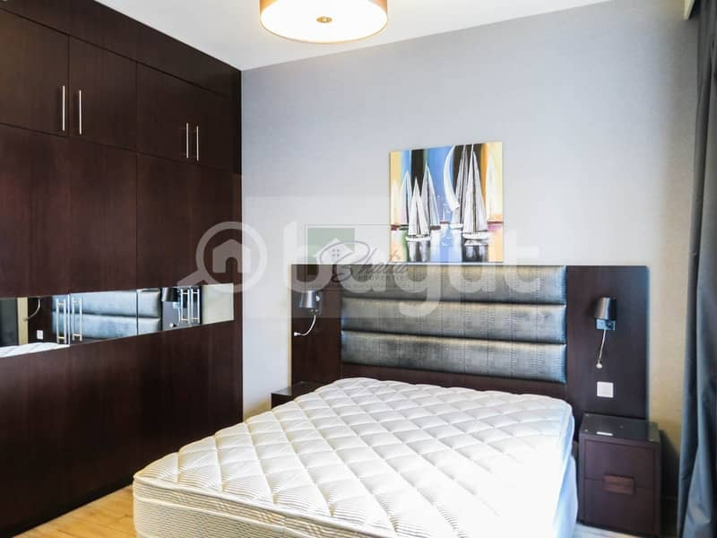 6 Payments: Furnished Studio with Free W/E Wifi & All Facilities