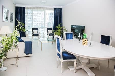 فلیٹ 2 غرفة نوم للبيع في جميرا بيتش ريزيدنس، دبي - For Sale Furnished 2 beds + Maid's Apartment