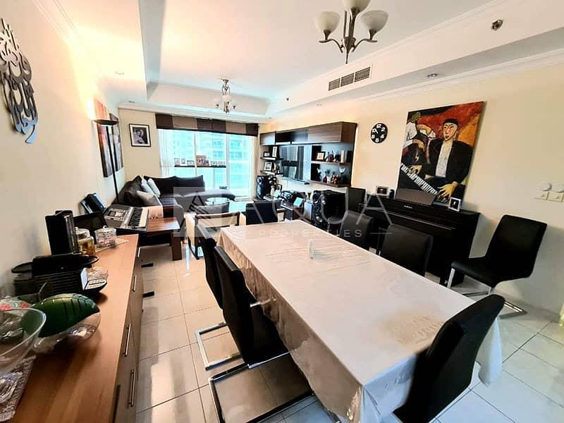 2 Marina View | High floor | 3 Bedroom | Maids